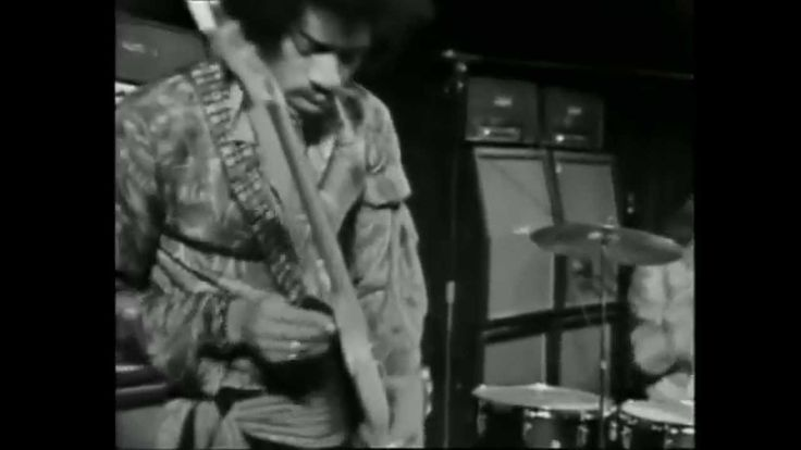 Red House (The Jimi Hendrix Experience) 1967 -          Live at Stockholm,Sweden 1969