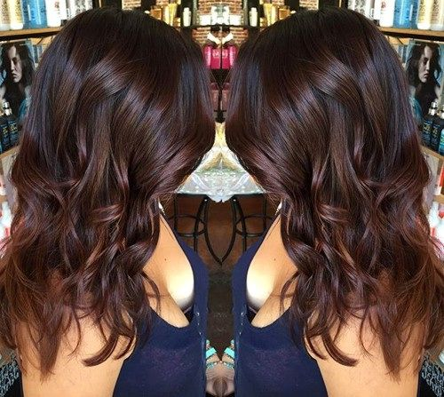 20 Cute Fall Hair Colors and Highlights Ideas | Hair ... - photo #45