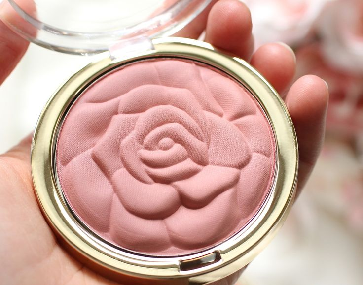 Milani Rose Powder Blush: Swatches & First Impressions! - Collective Beauty