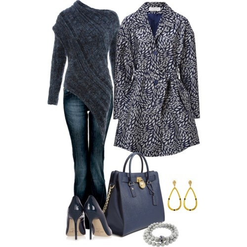 Winter chic | Style Boards | Pinterest