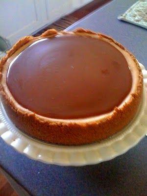 Rincón Cocina: Salted Caramel Cheesecake
