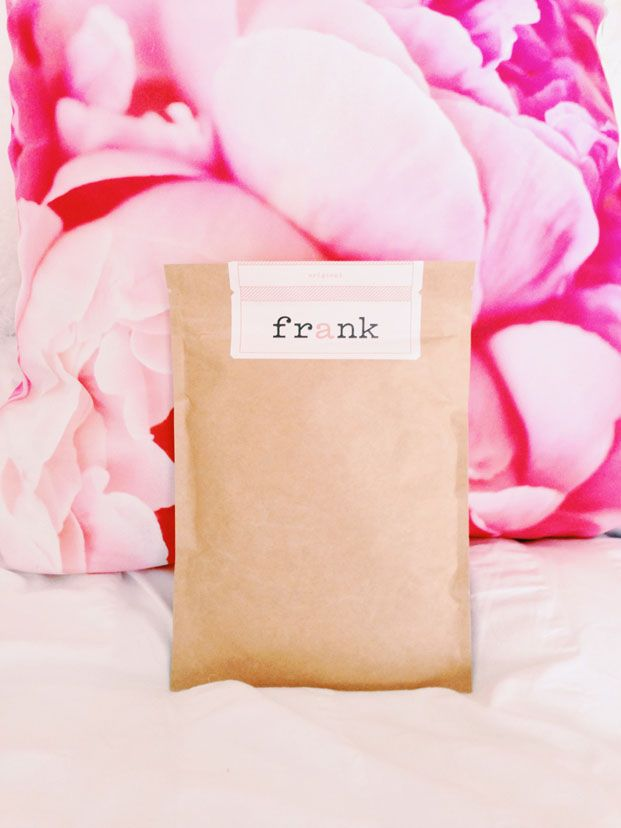 Frank Body Scrub Review -- All Natural