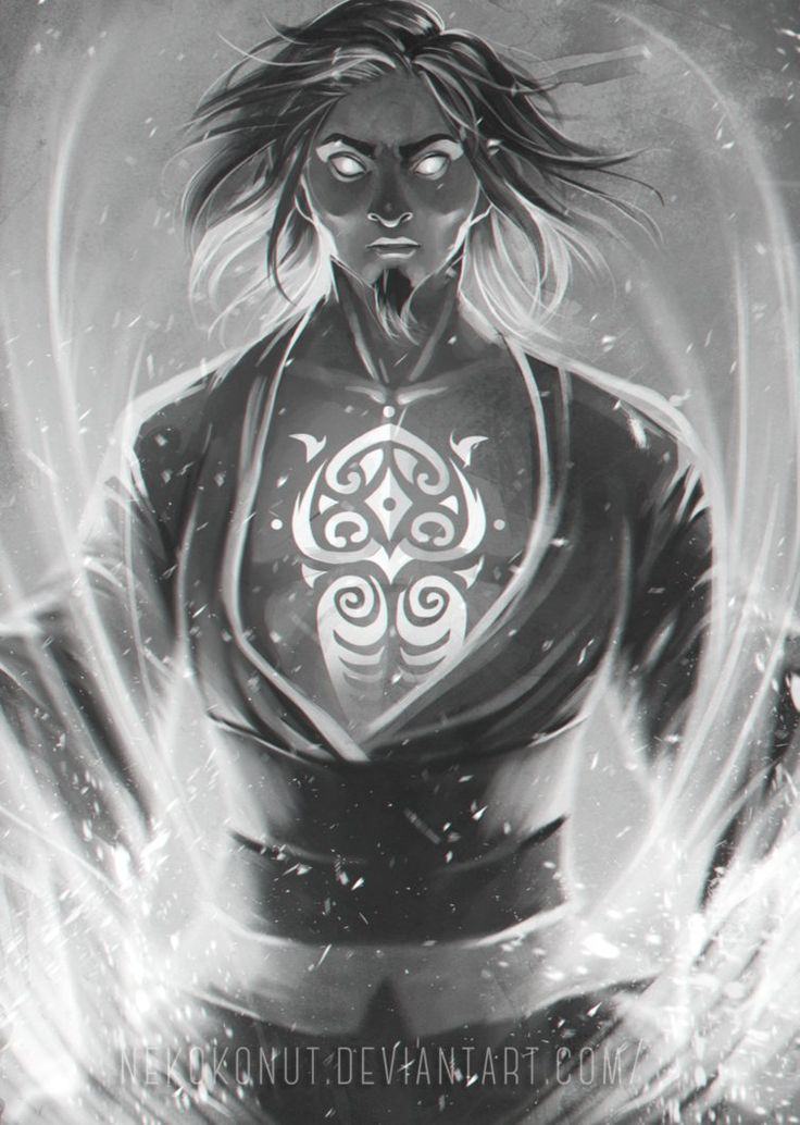 Avatar Wan by nekokonut on DeviantArt