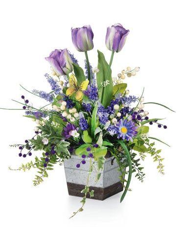 Spring Arrangement | Flower Arrangements