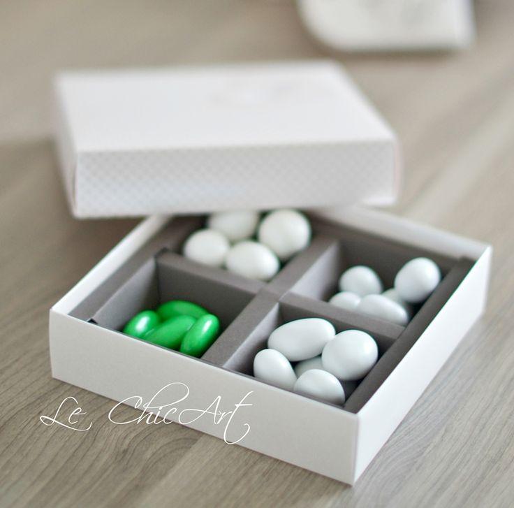 Wedding box degustazione confetti