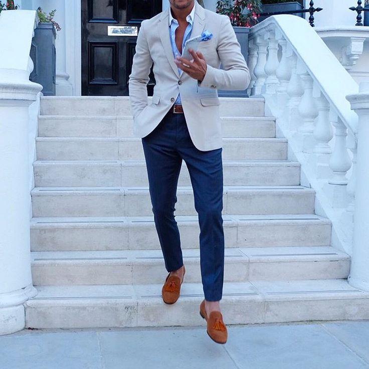 Black Male Hair - dresswellbro:   -Men's Fashion Inspiration -Hugo...
