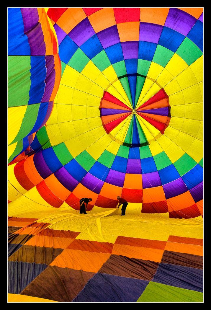 balloon fiesta mongolfière