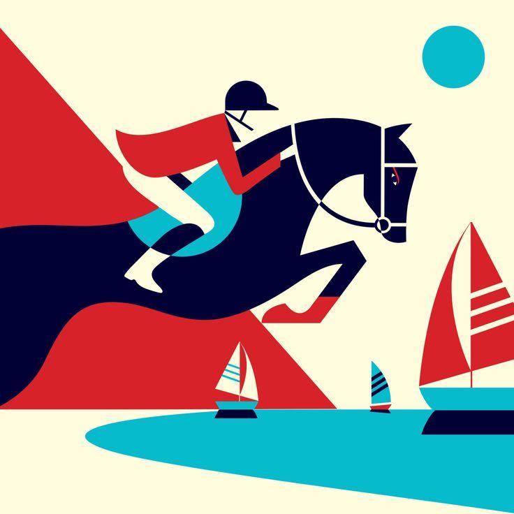 Malika Favre - Handsome Frank Illustration Agency