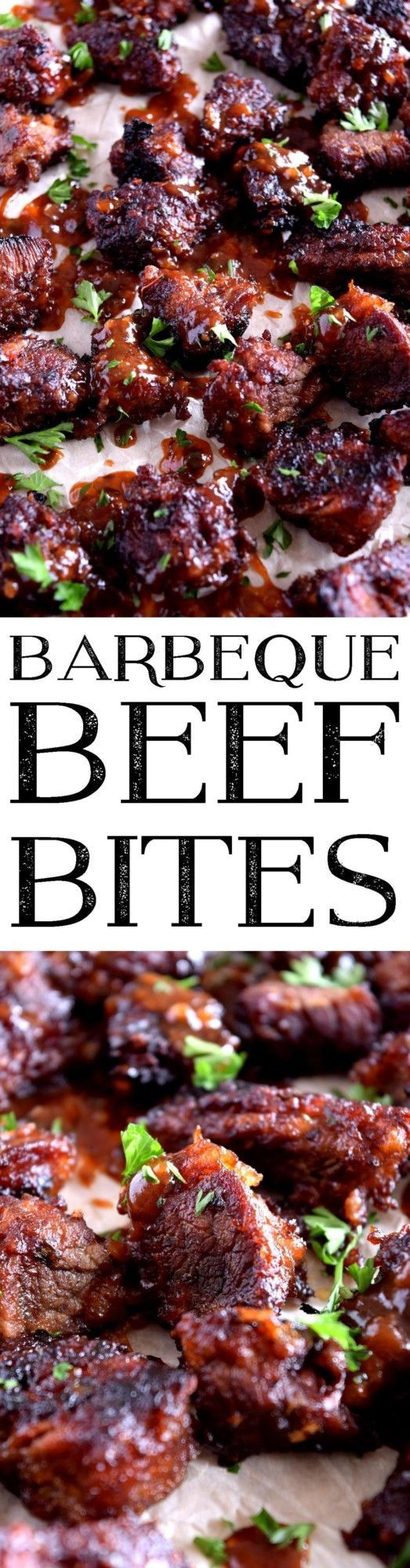 Barbeque Beef Bites - Lord Byron's Kitchen
