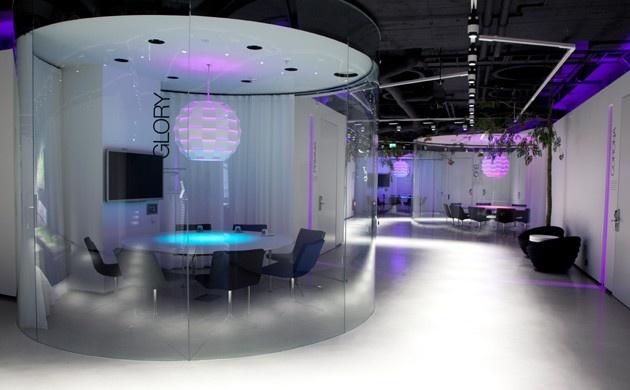 Meeting room Glory at Light Meetings