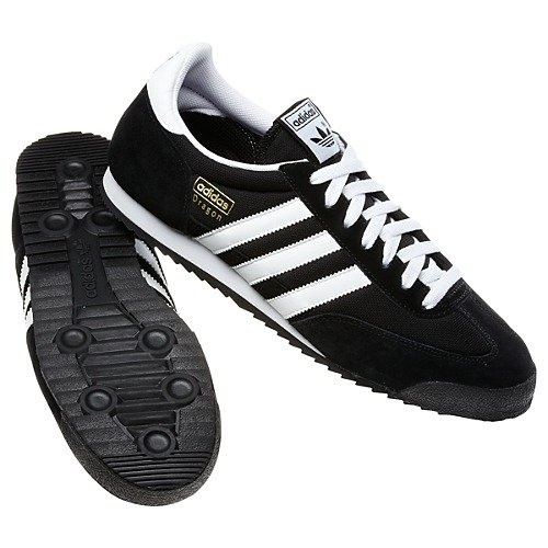 adidas dragon black mens