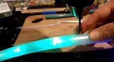 How to Make a Polypro LED Hula Hoop