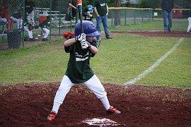 Béisbol, Liga Pequeña, Niños, Kids