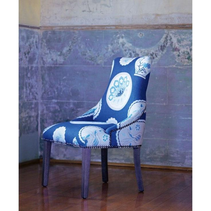 Valentina Bedroom Chair from Domayne   Gorgeous Warwick Fabric   Cherry  Garden. 17 Best images about Fabric on Pinterest   Upholstery  Cobalt blue