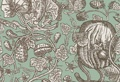 Cole & Son Wallpapers - Cowcumber - Product code: 89/3013 - Click for further details and ordering.