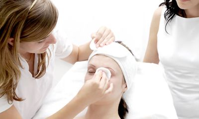 Face Threading in Fort McMurray  #dayspa #bodywax