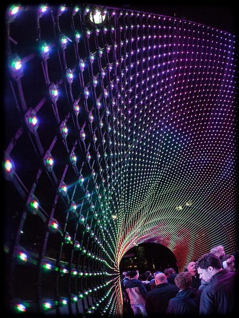 F O L L O W O N : http://pinterest.com/riccai/lumiere/ | Vivid Sydney 2013 |