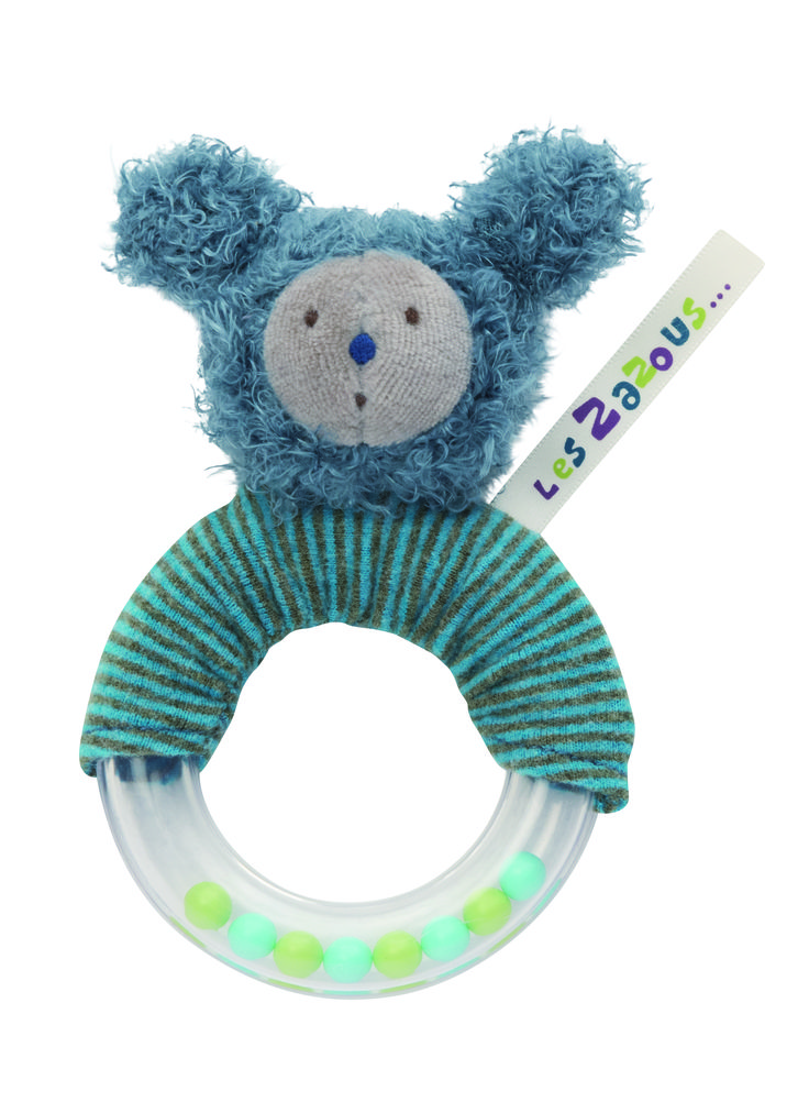 Koala Rattle from Les Zazous line! #671001 #magicforesttoys #moulinroty