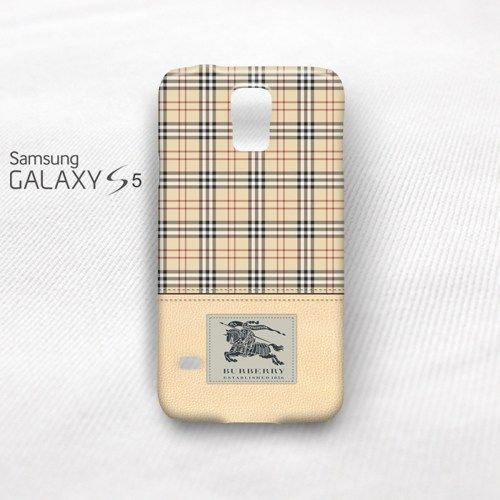 Burberry Phone Cover