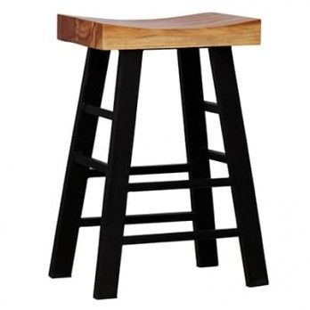 #Mckeigh #Bar #Stool (Black Finish) available online in India at best prices. Wooden Street offers variety of bar stools in different heights and styles that full fill your requirements.  Visit : https://www.woodenstreet.com/bar-stools available in #Hyderabad #Indore #Jaipur #Jodhpur #Kochi #Kolkata