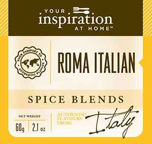 A bold combination for authentic Italian flavour. Adds fresh flavour to pasta sauces and bruschetta toppings. Sprinkle onto pasta dough and bread mixes for a delightful homemade treat. Connect with an AYRFCI Fundraising Partner for More Info