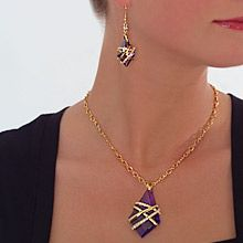 """""""Vivacious Violets""""    Sign up & add me as your preferred jeweller"""