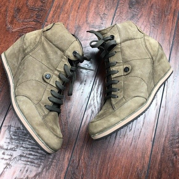 estático capitán Espectador  Geox Respira Illusion womens hidden Tan wedge shirt boots Lace up zip Size  39 #fashion #clothing #shoes #accessories #womensshoes #boots (ebay…   Boots,  Tan wedges, Shoes