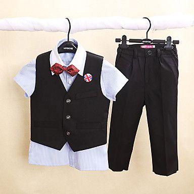 Portador de anel roupas para anel de casamento verão portador crianças outfits (1159135) – BRL R$ 194,57