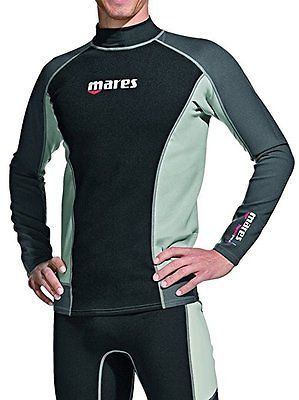 Rash Guards 114256: Mares Thermo Guard 0.5 Scuba Wetsuit Long Sleeve Shirt Only -> BUY IT NOW ONLY: $55 on eBay!