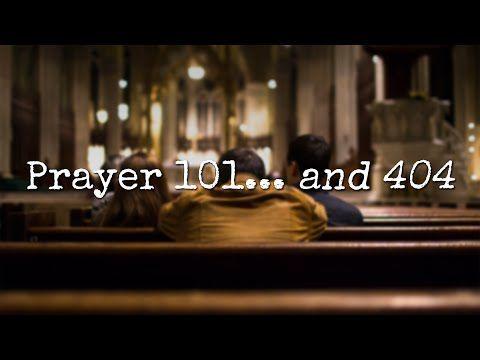 """Calvary Chapel Emmett · Luke 11:1-13 """"Prayer 101...  and 404"""" w/ special guest Matt Tucker"""
