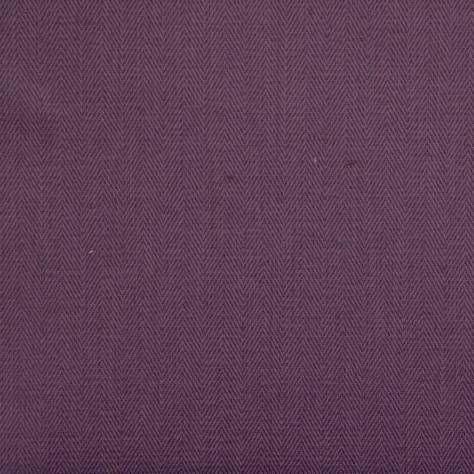 Prestigious Textiles Sherwood Fabric - Plum