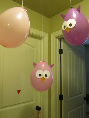 Pinning with Purpose: Owl Party
