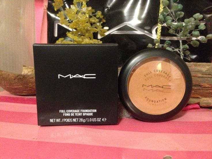 MAC PRO ONLY FULL COVERAGE FOUNDATION NW40 NEW IN BOX AUTHENTIC FRESH - Need W10