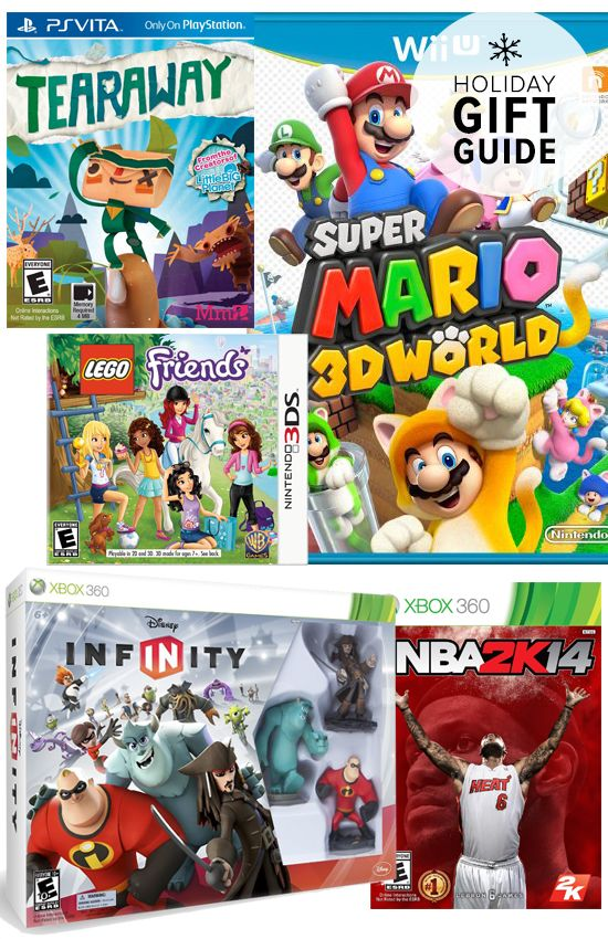 Stuff those stockings: the best video games of 2013 BTW...for the best game cheats, tips, check out: http://cheating-games.imobileappsys.com/