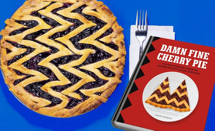 This pie is just the thing to savor while watching Showtime's reboot of the quirky 1990s TV series Twin Peaks, debuting this Sunday, May 21, at 9 p.m. ET. It's adapted from Damn Fine Cherry Pie, Lindsey Bowden's cookbook inspired by David Lynch's cult classic. Enjoy a slice with a hot cup of coffee as [...]