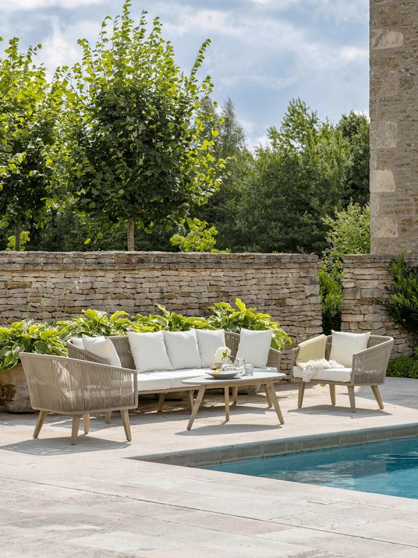 Castello Lounge Set With Images