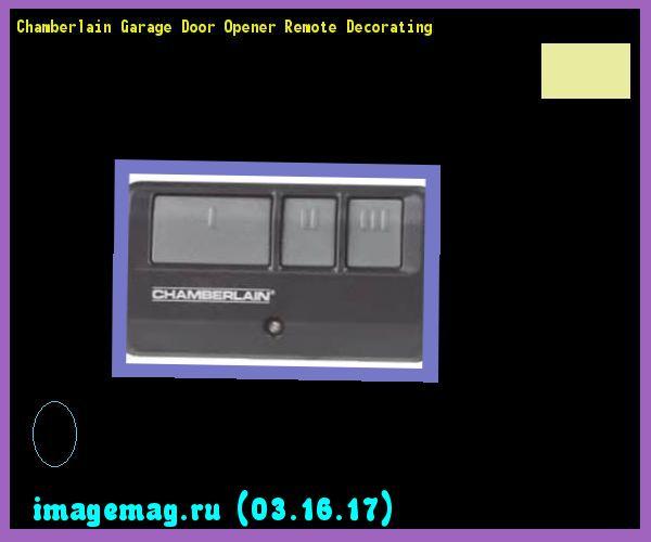 chamberlain garage door opener remote decorating the best image search