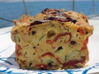 Cake salé à bas IG : ingrédients de base (+ idées de garnitures)