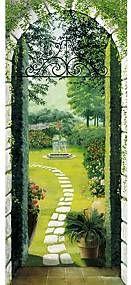 Fototapeta 511 Cesta do záhrady