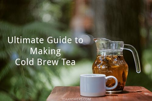 Learn about cold brew tea. Find out how cold brew tea works, how to make it with a french press, tea bags or loose leaf tea,. Get recipes and more.