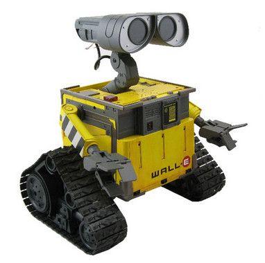 robots | robot wall e El don de diseñar robots.