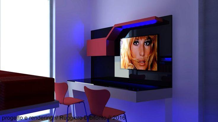 BOYS room, Barletta, 2017 - Ruggiero Dibitonto