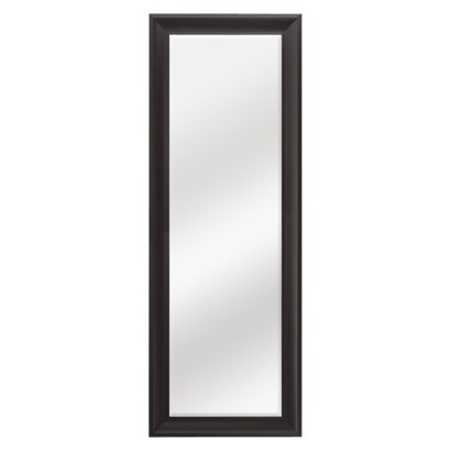 Floor length mirror bought mine at walmart for around for Black floor length mirror