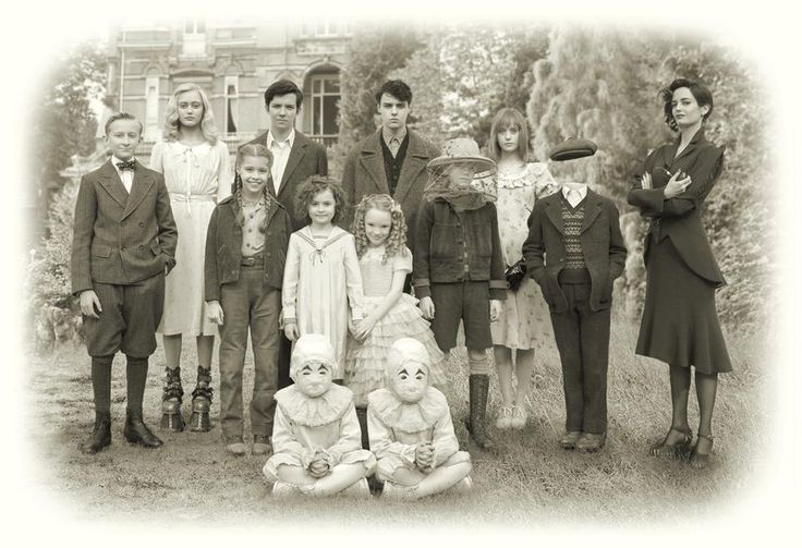 Miss Peregrine's Home for Peculiar Children                                                                                                                                                                                 Plus