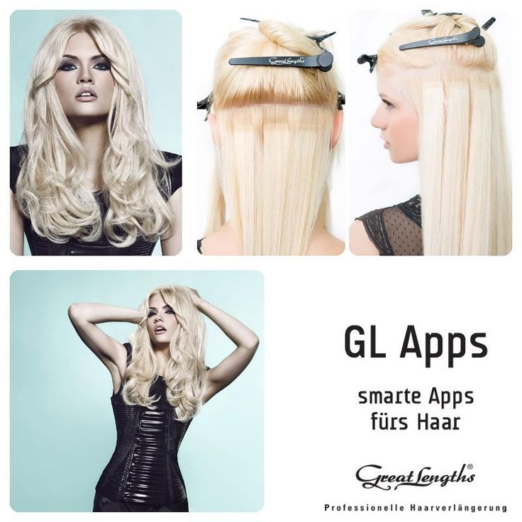 Best 25 tape in extensions ideas on pinterest tape hair they are here great lengths tape in extension system by gabriel garay hair pmusecretfo Images