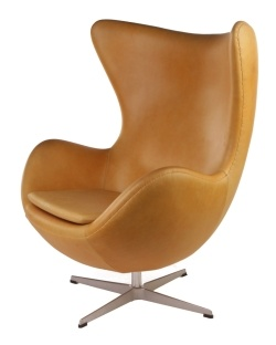 73 best leather images on pinterest chairs leather for Grand repos chair replica
