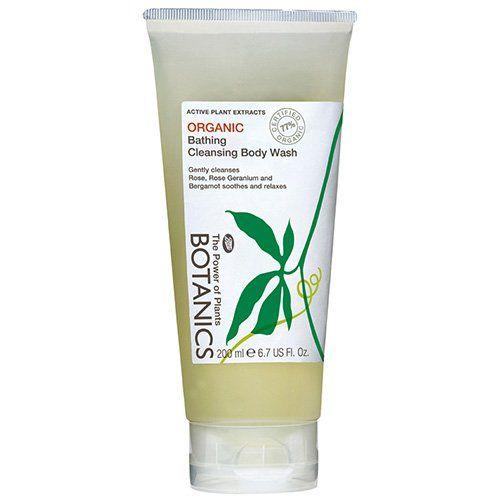 Boots Botanics Body Wash || Skin Deep® Cosmetics Database | EWG