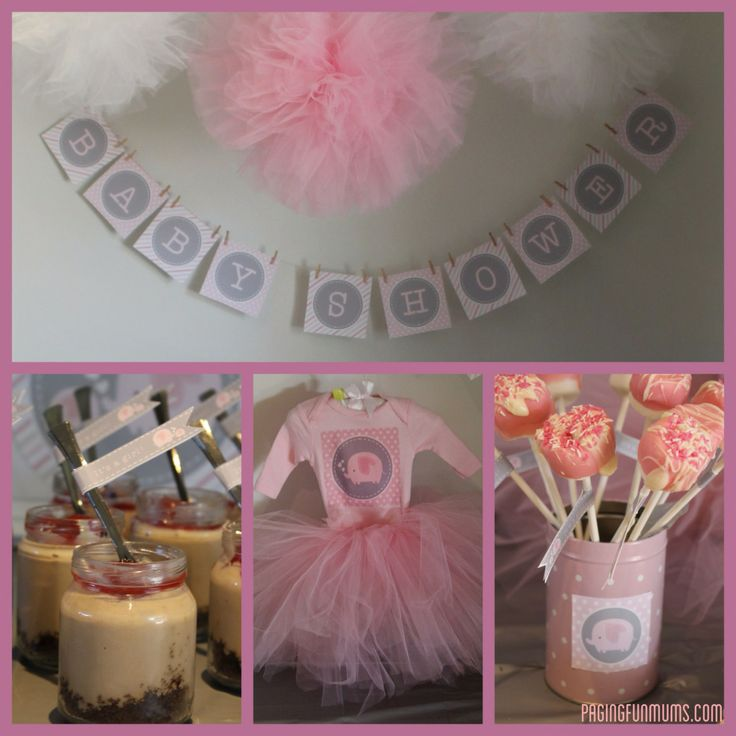Hints & Tips for hosting a Baby Shower - (Louise) -