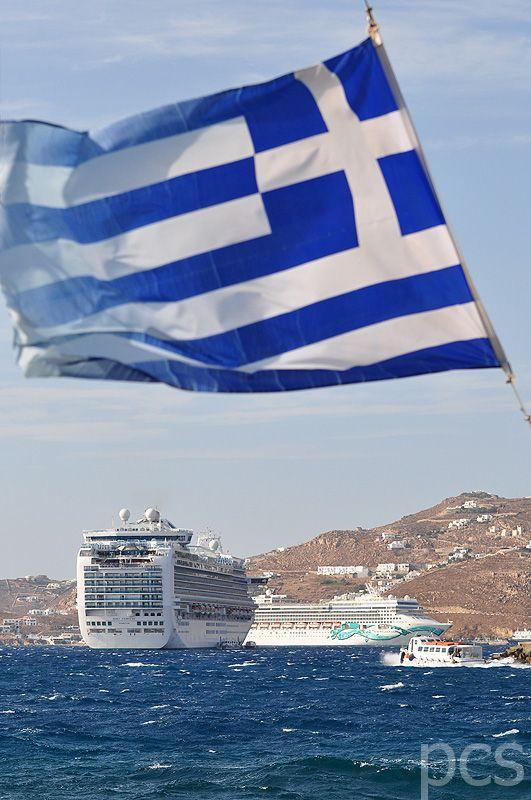 Mykonos, Greece http://www.luxify.de/ein-tag-auf-mykonos/