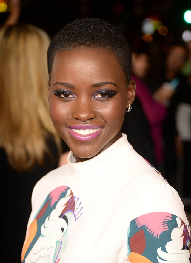 """Lupita Nyong'o - Premiere Of """"12 Years A Slave"""" - Arrivals"""